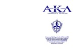 Alpha Kappa Lambda guide by Holt-Atherton Special Collections, University of the Pacific