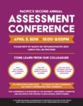 2018 Assessment Conference by University of the Pacific