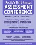 2019 Assessment Conference by University of the Pacific