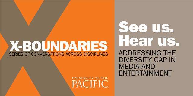 X-Boundaries - See Us. Hear Us: Addressing the Diversity Gap in Media and Entertainment