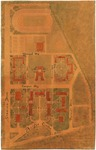 1920s: Map of proposed campus