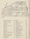1940s: Map of campus