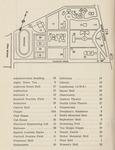 1940s: Map of campus