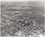 1960s: View from southeast