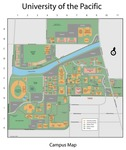 2000s: Map of campus by Catalog of Classes