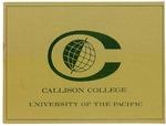 Callison College Dedication Invitation