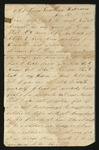 Letter from Harvey Weller to Wife, 1862 August 8 by Harvey Weller