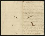 Letter from Harvey Weller to Wife, 1862 October 12 by Harvey Weller