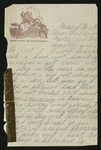 Letter from Norton T. .Worcester to Father, Mother, Grandmother, and all the rest, [1864] March 6 by Norton T. Worcester