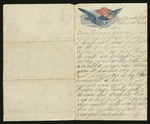 Letter from Norton T. .Worcester to Parents, [1864] March 23 by Norton T. Worcester