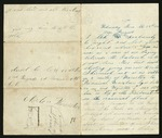 Letter from Norton T. .Worcester to Parents, 1864 June 24 by Norton T. Worcester