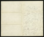 Letter from Norton T. .Worcester to Parents, 1864 July 13 by Norton T. Worcester