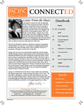 ConnectEd Spring 2016 by Gladys L. Benerd School of Education