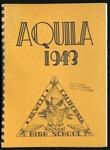 Aquila 1943 (Tri-State High School Yearbook)