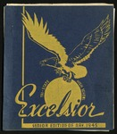 """Excelsior"" Tri-State High School Senior Edition, 1945 by Lew M. Matsumoto"