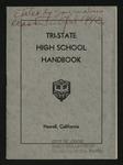 Tri-State High School Handbook, 1943