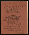Tri-State High School Senior Edition, 1943 by Nobie Kodama