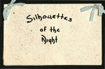 """""""Silhouettes of the Night,"""" Junior Prom Program by Tri-State High School"""