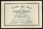 Blank Honor Award by Tri-State High School