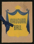 Inaugural Ball Program, March 10, 1945