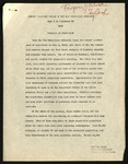 Second Quarterly Report of the War Relocation Authority, July 1 to September 30, 1942