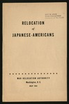 Relocation of Japanese Americans, May 1943