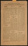 The Tule Lake WRA Center Information Bulletin, February 12, 1944