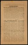The Tule Lake WRA Center Information Bulletin, February 22, 1944