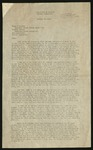 Letter from John L. Burling for Masao Sakamoto (Chairman, Sokuji Kikoku Roshi Dan) and Tsutomu Higashi (Chairman, Hokoku Seinen Dan) [re: apprehension], January 18, 1945