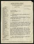 Letter from Betty Emlen, National Japanese American Student Relocation Council to Jean McKay Tule Lake [re: Mabel Sugiyama who feels obligated to remain with parents in Center], March 8, 1943