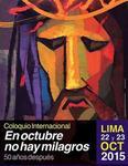 La voz colectiva de la ciudad: En octubre no hay milagros de Oswaldo Reynoso y las democracias simuladas by Martín Camps