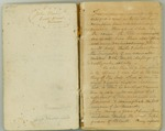 "July 1867-February 1868 [Journal 01]: The ""thousand mile walk"" from Kentucky to Florida and Cuba"