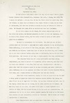 Reminiscence of John Muir by Mrs. McChesney by Mrs. McChesney
