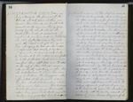 Delia Locke Diary, 1857 by Delia Locke