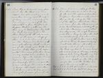 Delia Locke Diary, 1857
