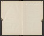 Delia Locke Diary, 1911-1915