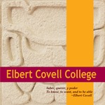 Elbert Covell College Study Room Exhibit by Holt-Atherton Special Collections, University of the Pacific