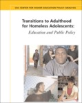 Transition to adulthood for homeless adolescents