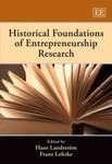 Historical Reasoning and the Development of Entrepreneurship Theory