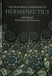Hermeneutics and Law