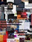 Collage of Chaos by Kaelani Valdez-Nawatani