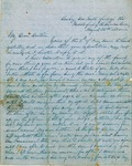 Letter from Augustin Hibbard to Brother [Ashley Hibbard], 1850 Aug. 20 by Augustin Hibbard