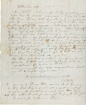 Letter from C. G. Ellis to Austin W. Ellis [Son], 1850 Oct.