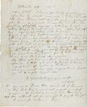 Letter from C. G. Ellis to Austin W. Ellis [Son], 1850 Oct. by C. G. Ellis