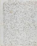 Letter from C. G. Ellis to Austin W. Ellis [Son], 1850 Oct. 12 by C. G. Ellis