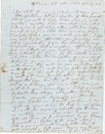 Letter from C. G. Ellis to Austin W. Ellis [Son], 1850 Oct. 20 by C. G. Ellis