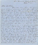 Letter from Augustin Hibbard to [Ashley & William Hibbard] Feb7 by Augustin Hibbard