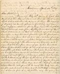 Letter from Augustin Hibbard to [William Hibbard] 1862 Apr. 24