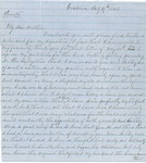Private Letter from Augustin Hibbard to Brother [William Hibbard], 1862 July 27 by Augustin Hibbard