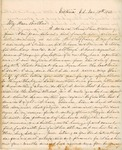 Letter from Augustin Hibbard to [William Hibbard] 1862 Nov. 10
